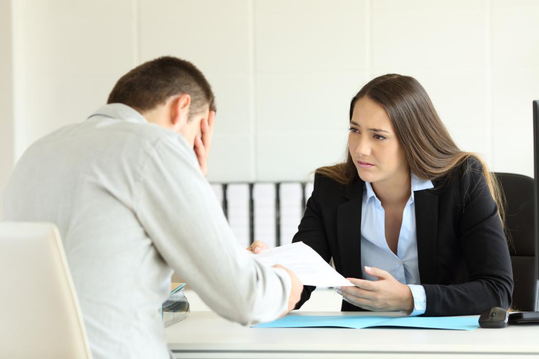 Staff concerns process
