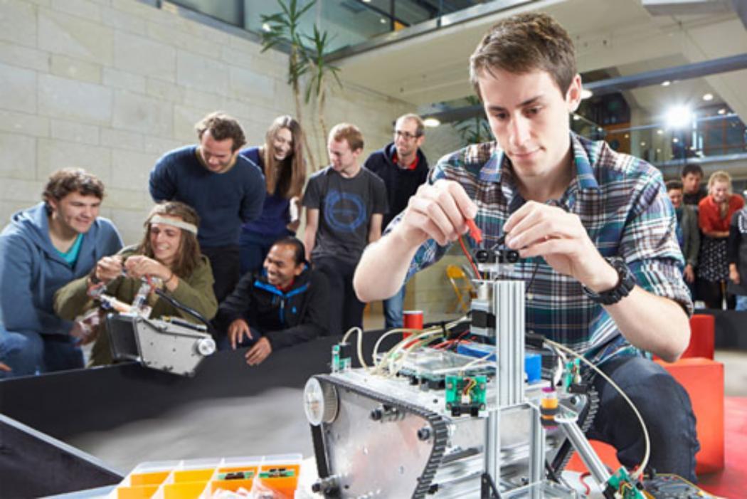 Engineering innovative programmes