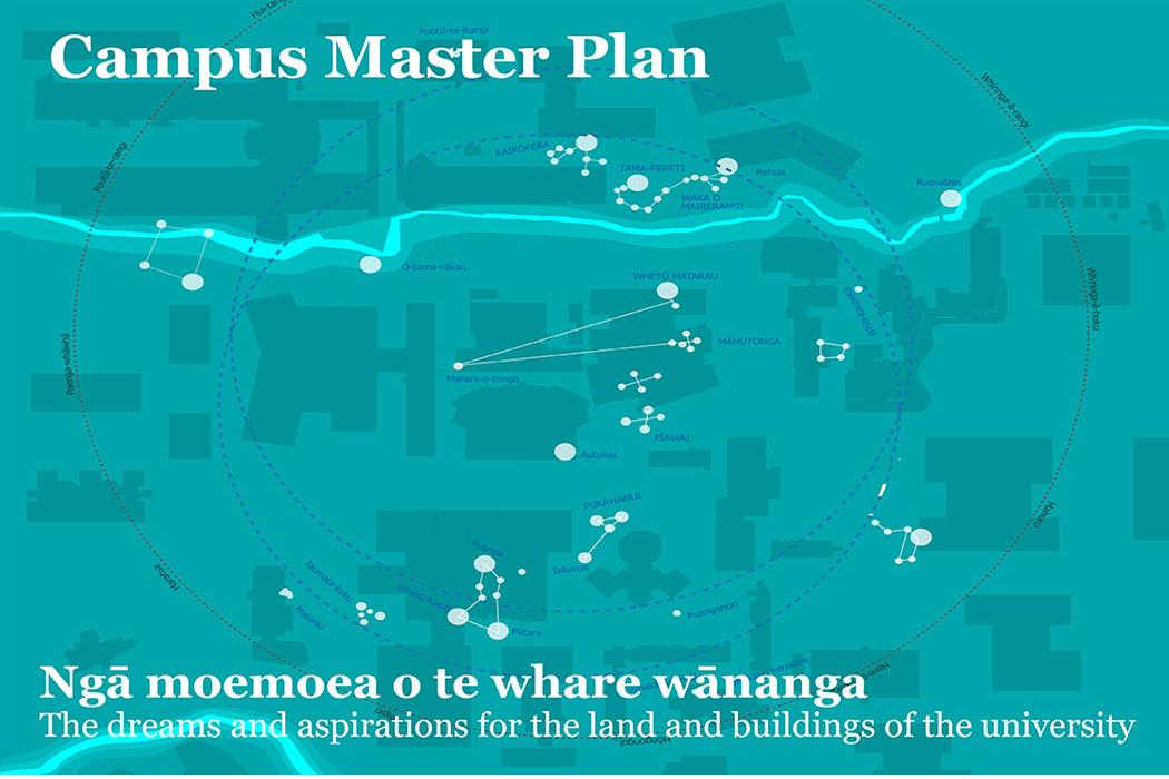 Campus Master Plan document cover