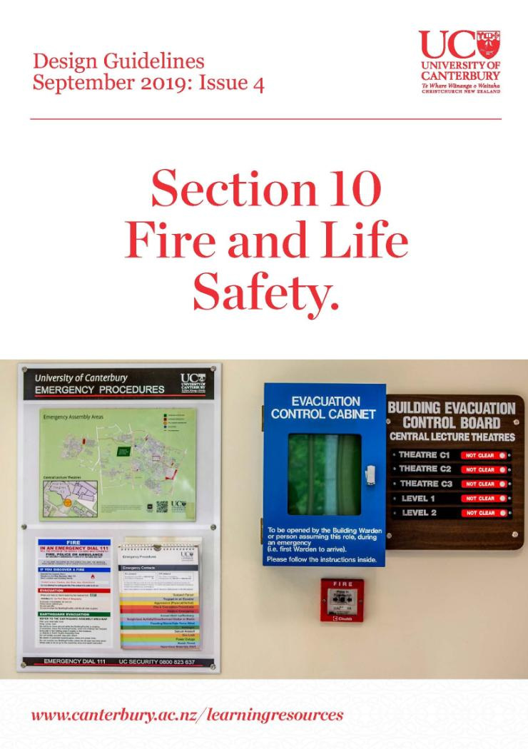Design Guidelines - Fire and Life Safety