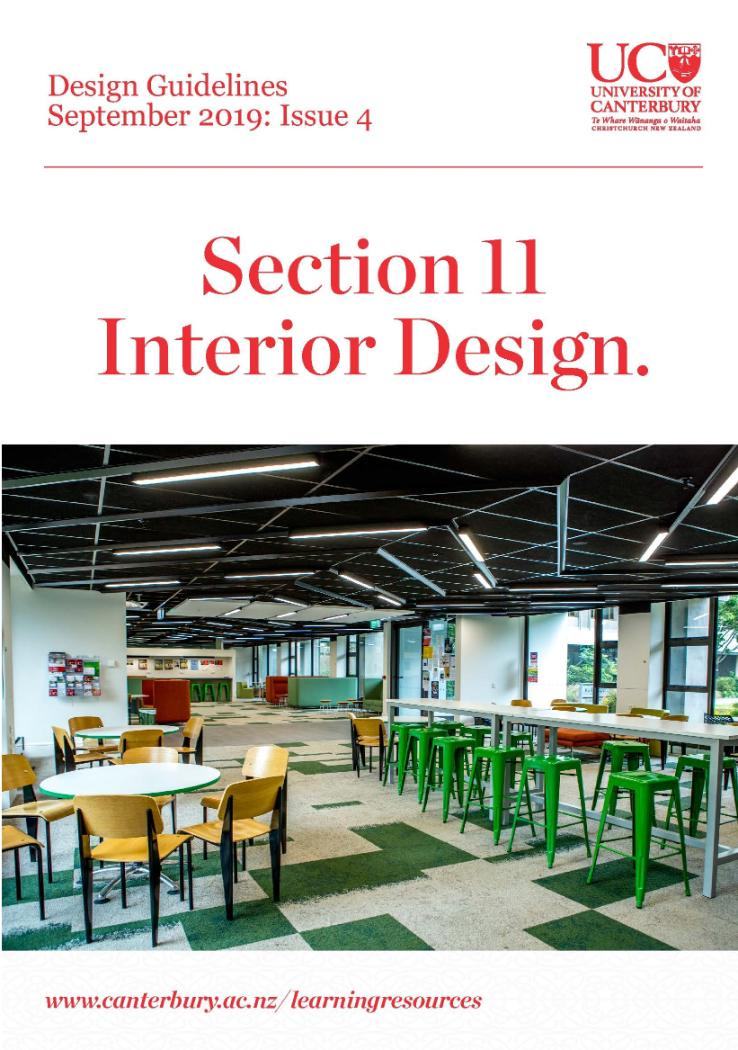 Design Guidelines Interior Design