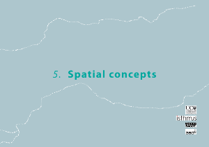 Landscape Master Plan 5 Spatial concepts