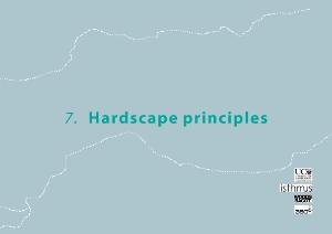 Landscape Master Plan 7 Hardscape principles