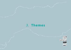 Landscape Master Plan 3 Themes