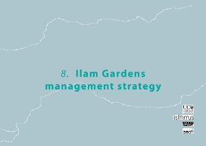 Landscape Master Plan 8 Ilam Gardens management strategy