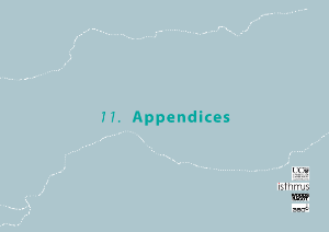 Landscape Master Plan 11 Appendices