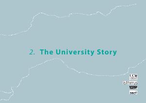 Landscape Master Plan 2 The University Story