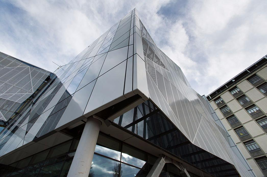 RRSIC building exterior