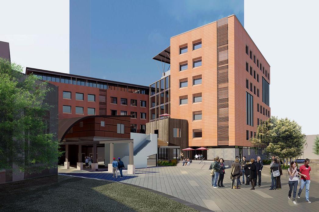 Rehua building concept