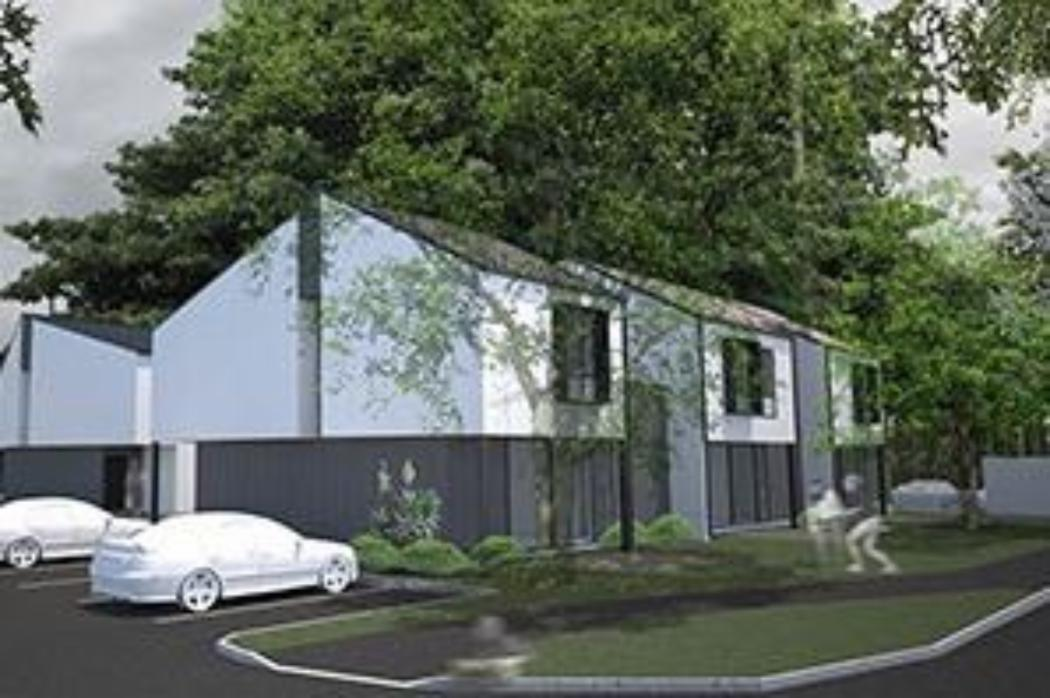 Dovedale Student Accommodation concept