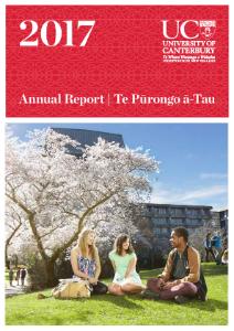 Annual Report 2017 full version