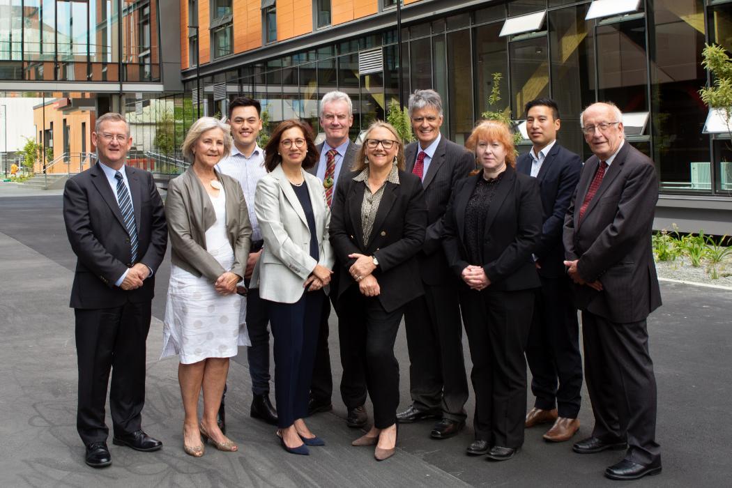 UC Council Members December 2019
