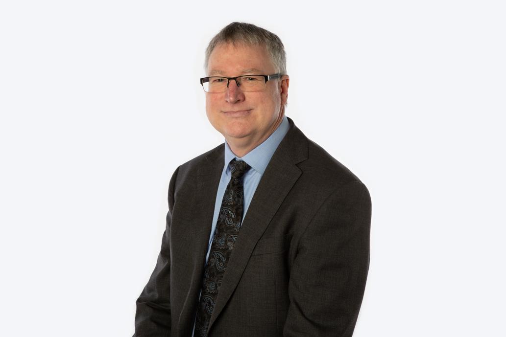 Keith Longden portrait image