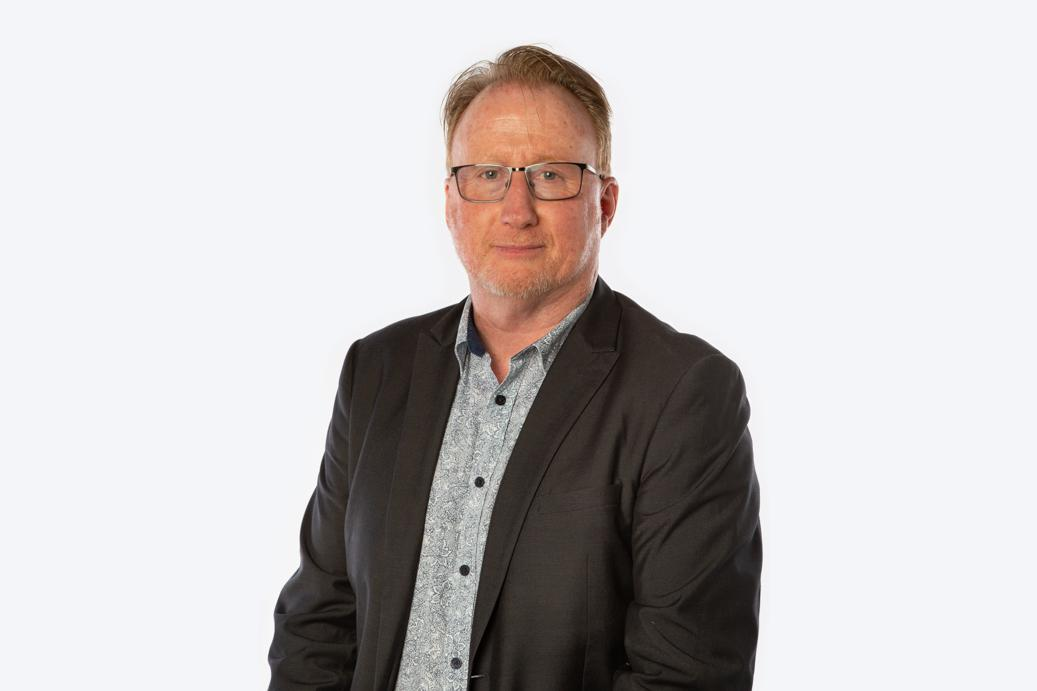 Paul O'Flaherty portrait image
