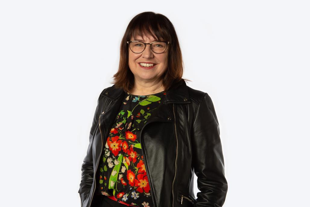 Wendy Lawson portrait image