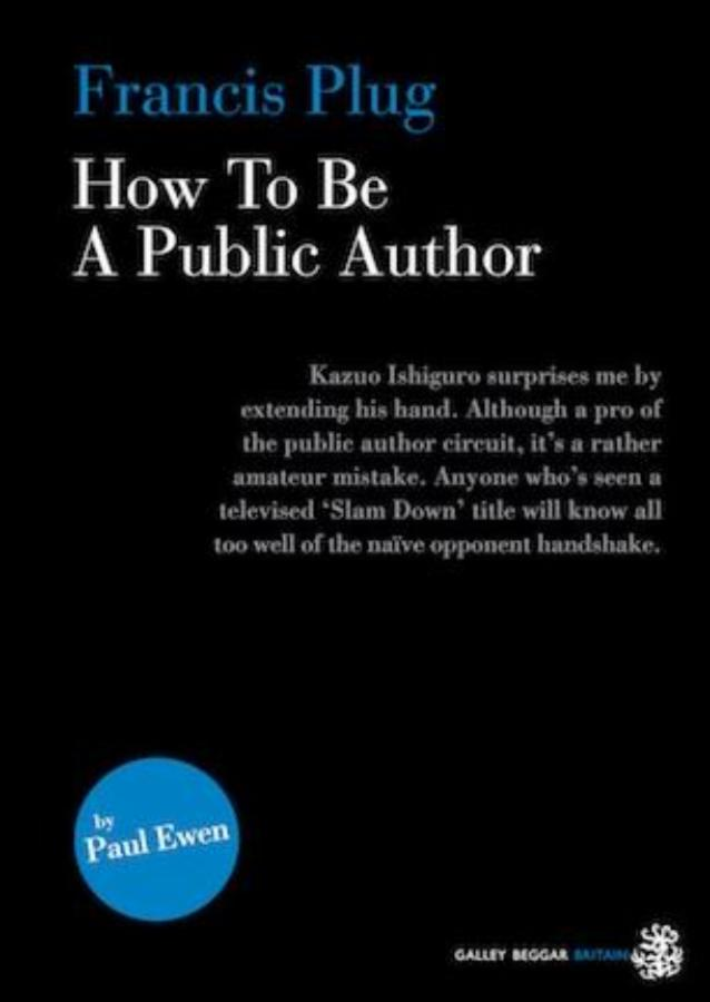How to be a public author book