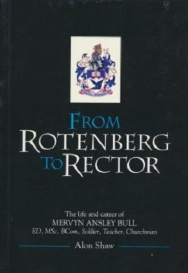 Rotenberg to rector