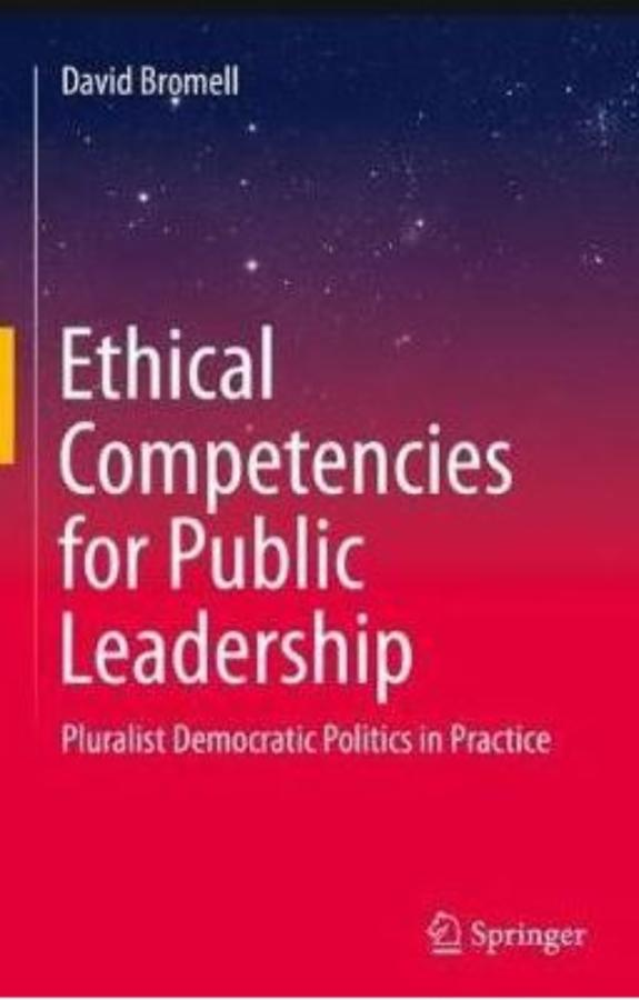 Ethical Competencies for Public Leadership