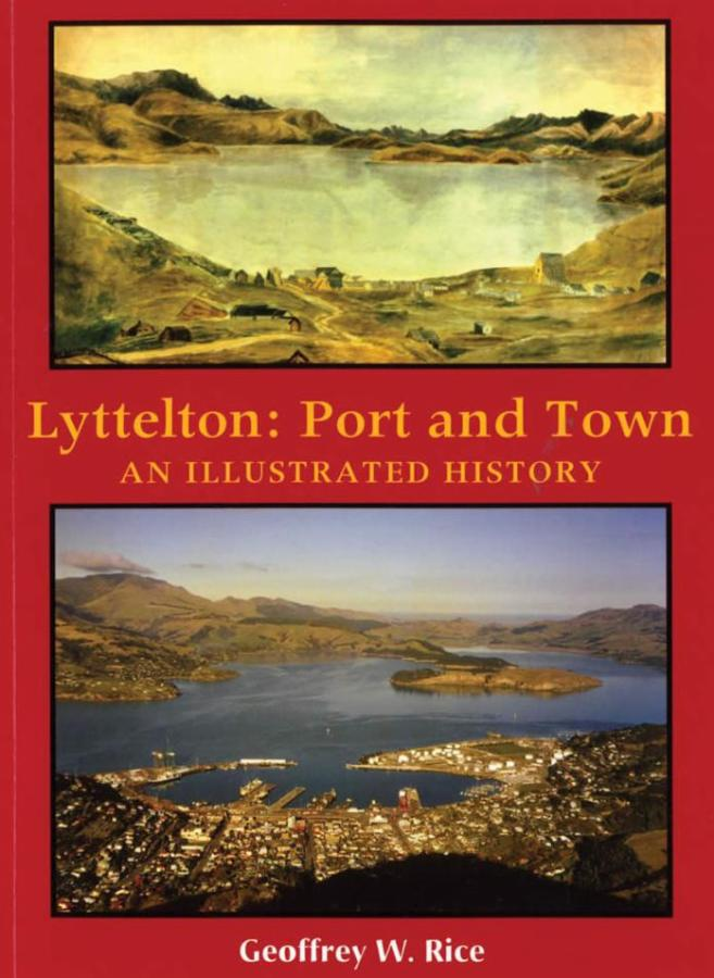 Lyttleton: Port and Town