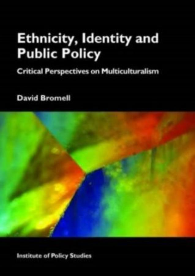 Ethnicity identity and public policy