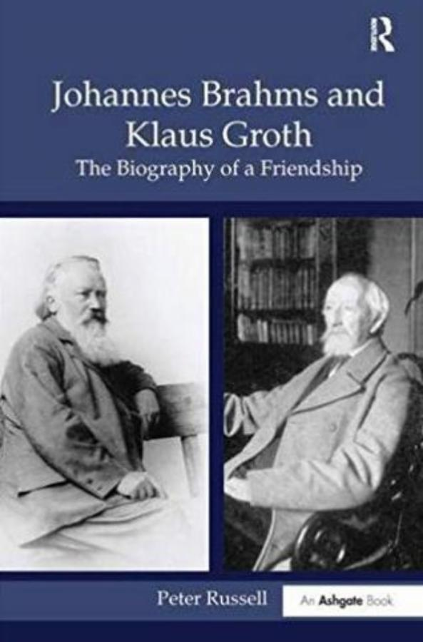 Johannes Brahms and Klaus Groth