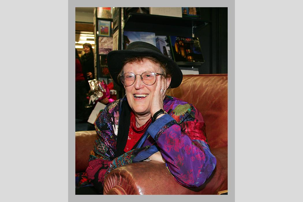 Dame Margaret Mahy
