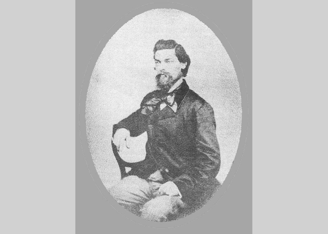 UC Legend - Julius von Haast