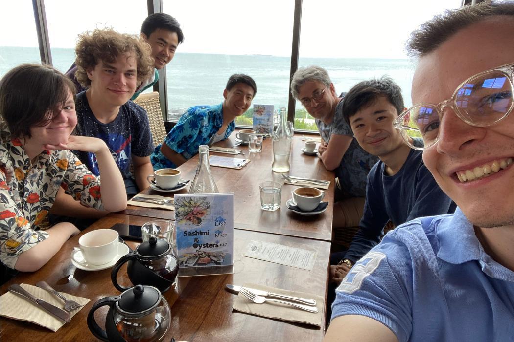 UC musicians tour Aotearoa as New Baroque Generation