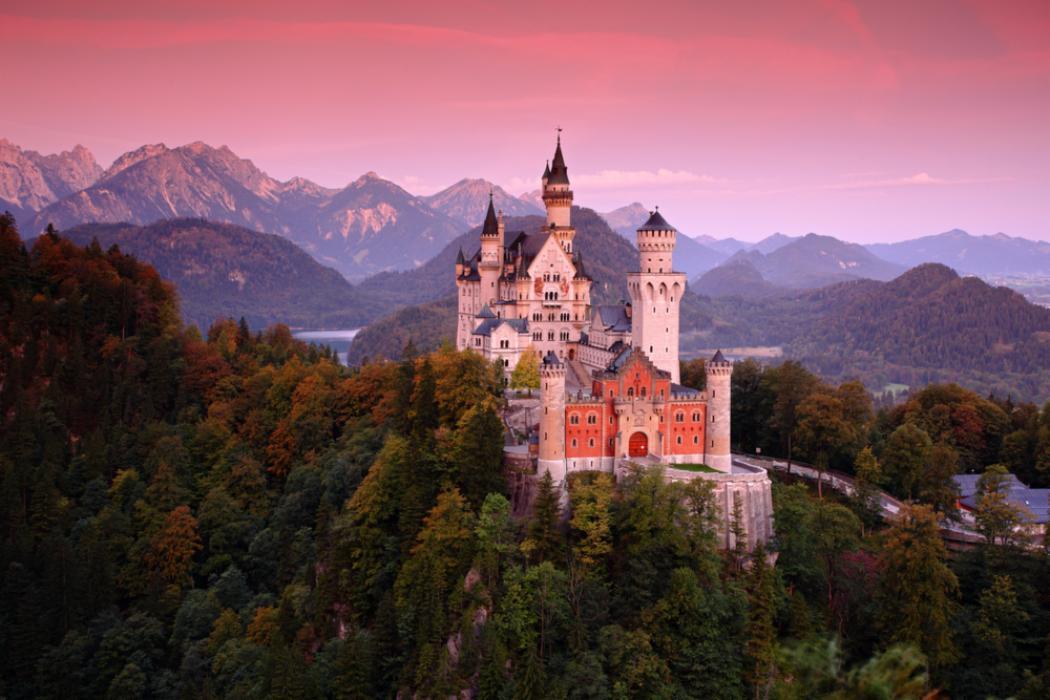 Germany-castle-language