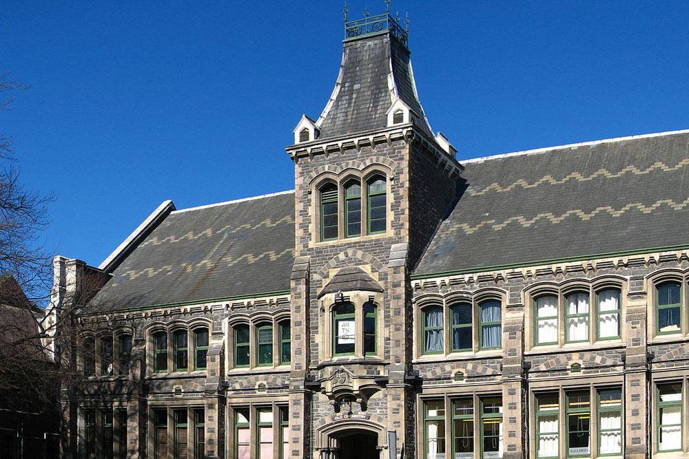 Old Chemistry Building