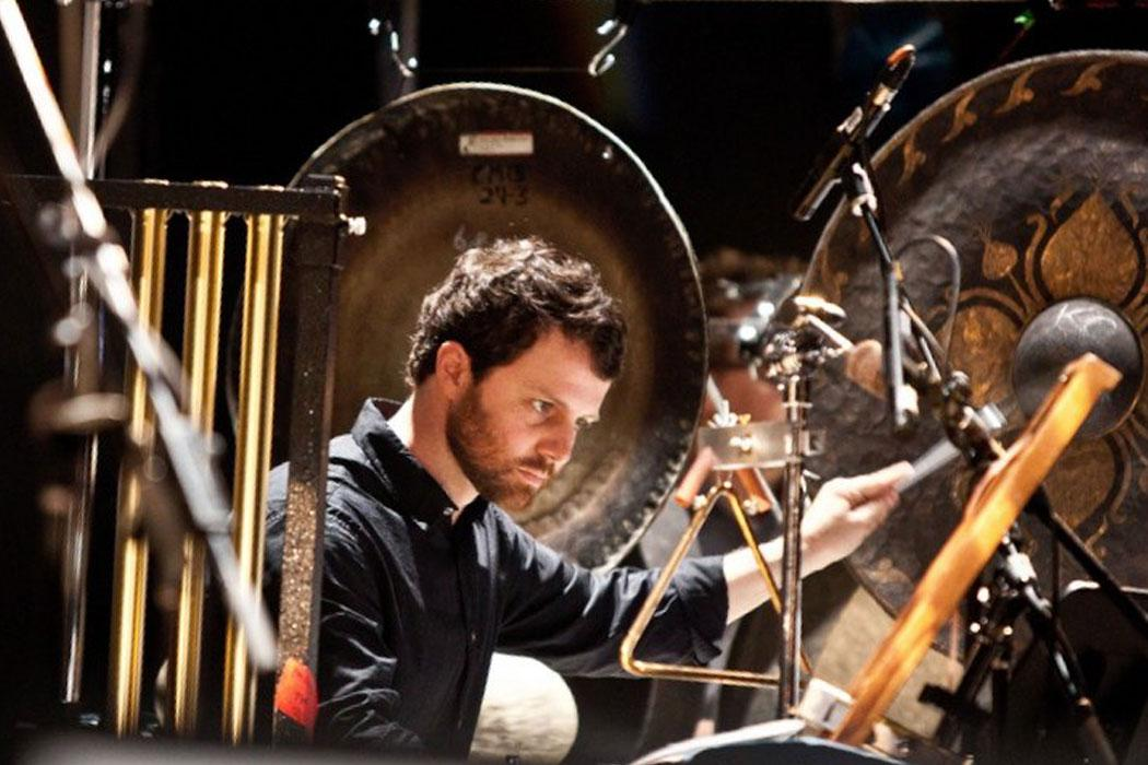 Award-winning US percussionist to join UC Music