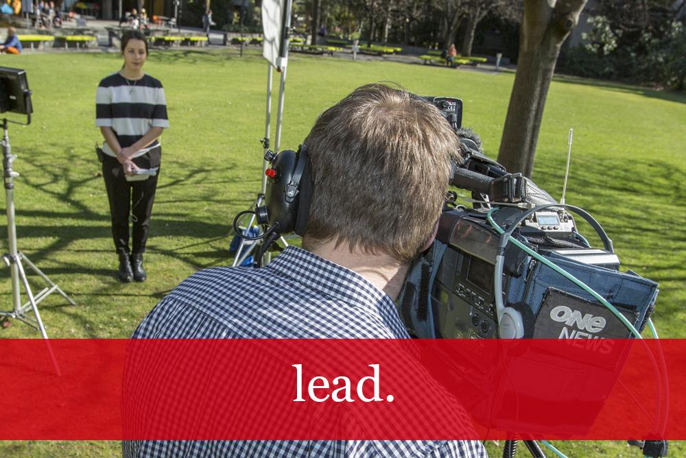 Bachelor of Communication lead