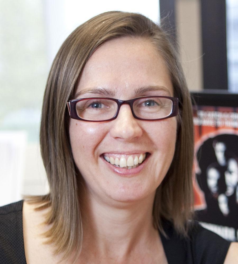 Heather Wolffram