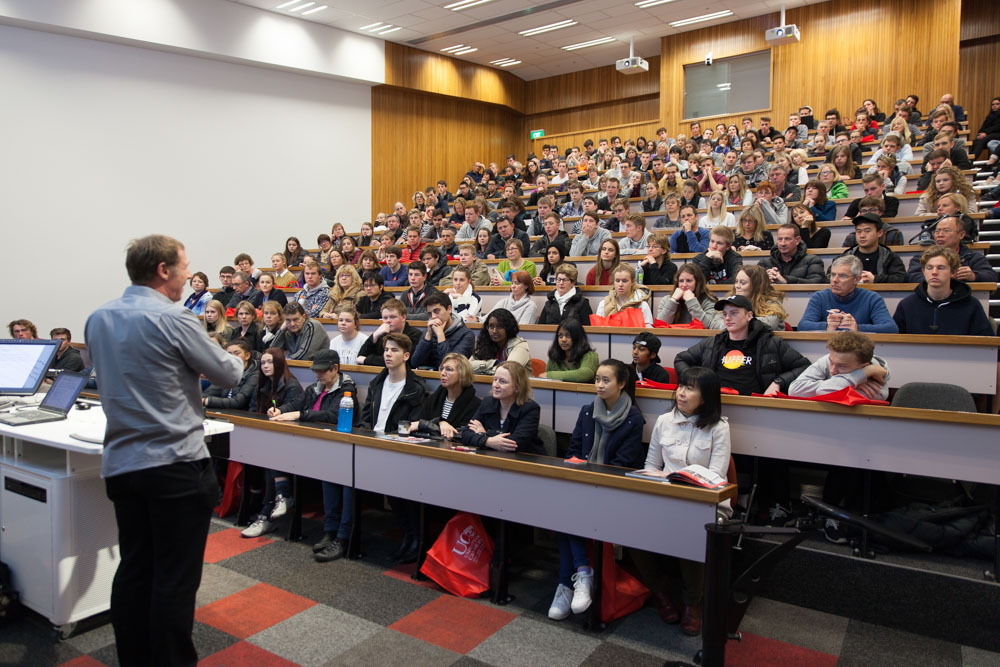 UC Open Day 2016 Lecture Theatre