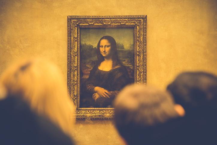 Art history Mona Lisa
