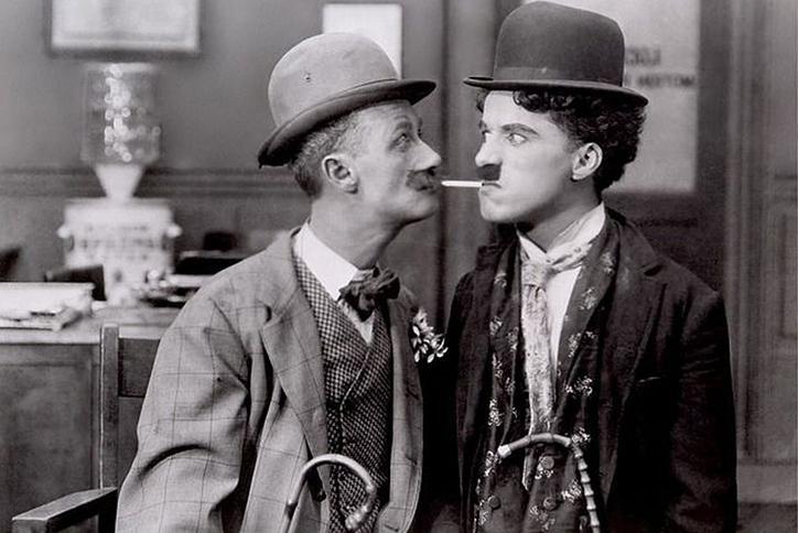 Charlie Chaplin film still