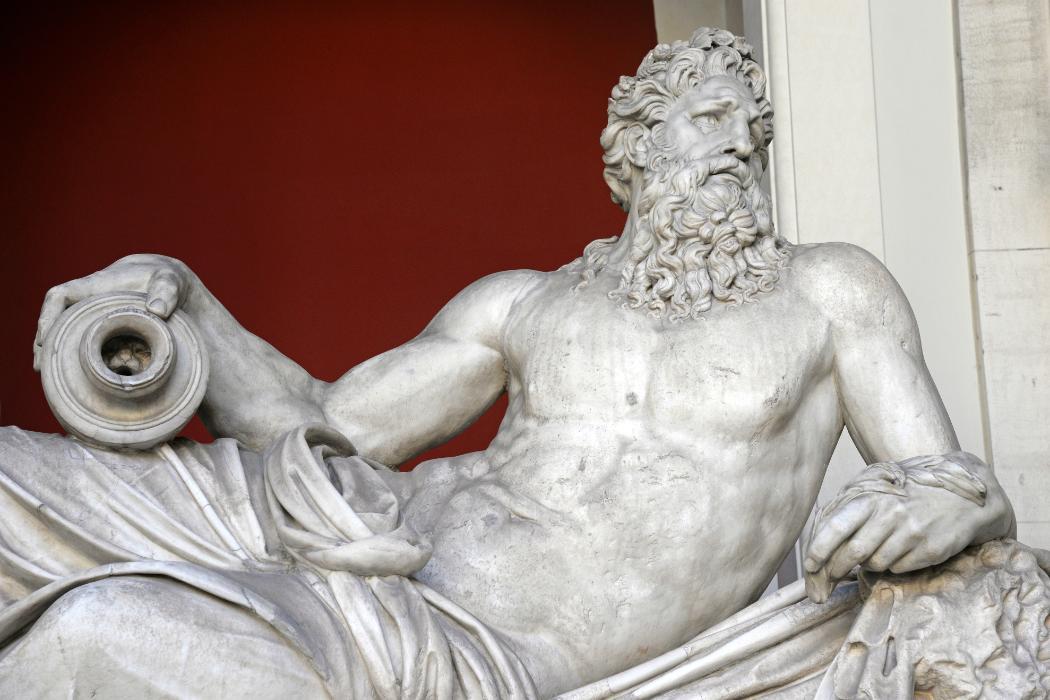 Zeus in the vatican
