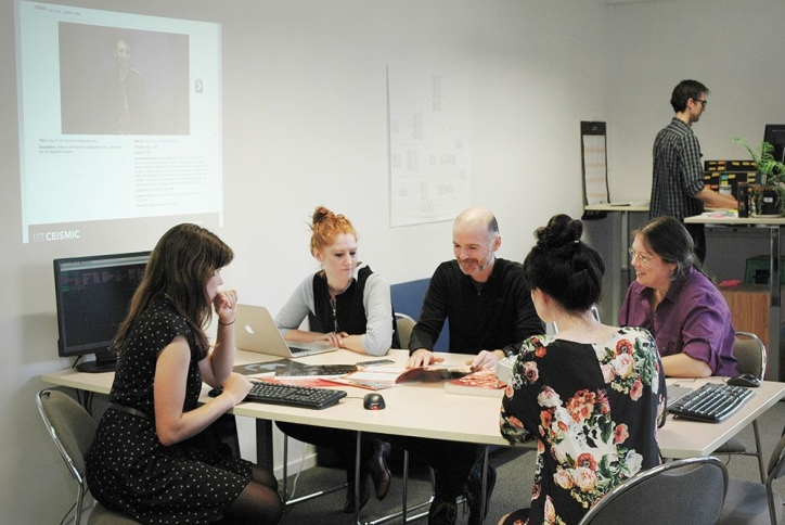 Digital Humanities team