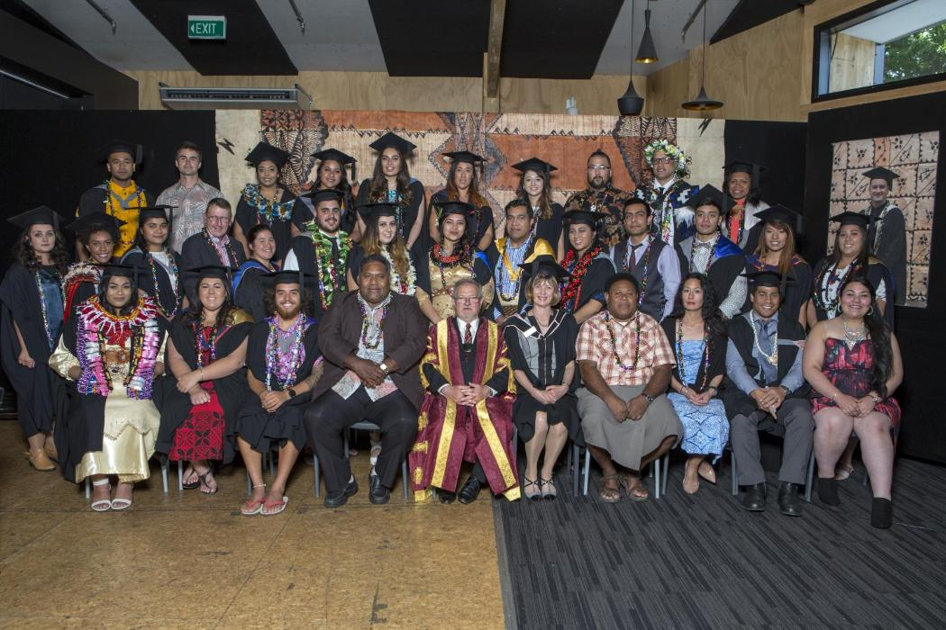 pacific students graduation