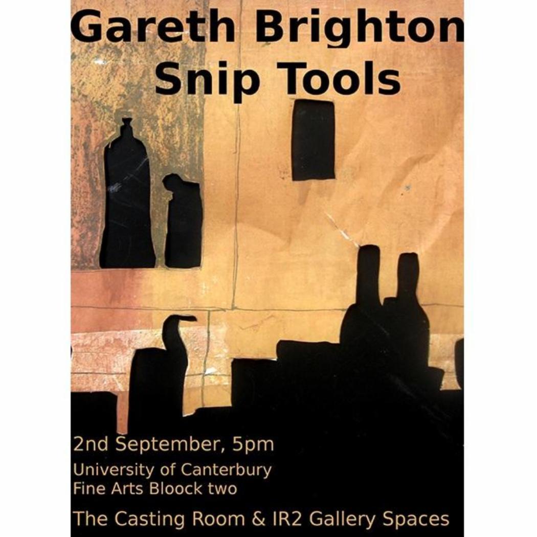 Gareth Brighton Snip Tools
