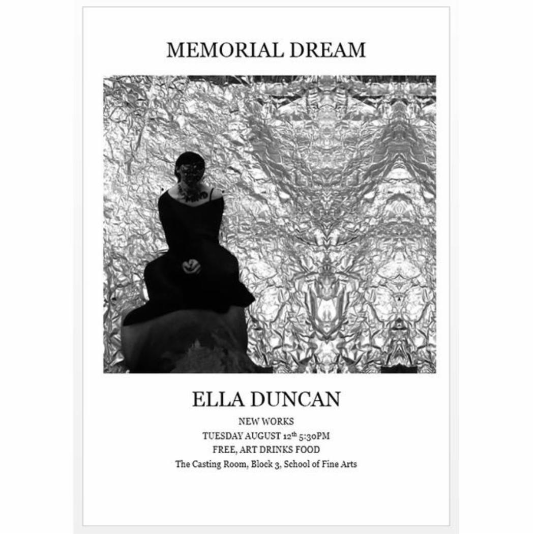 Ella Duncan Memorial Dream