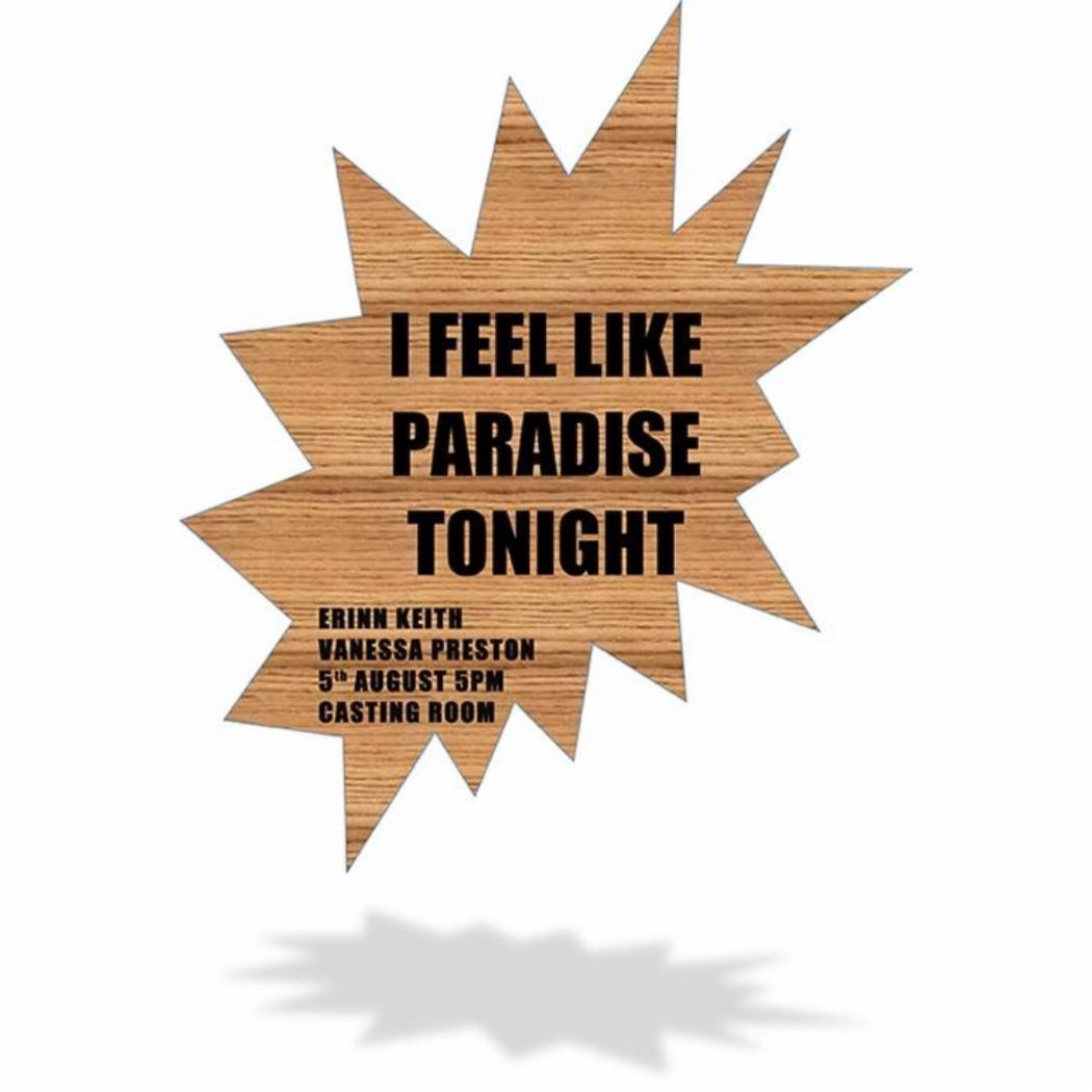 Keith Preston I Feel Like Paradise Tonight