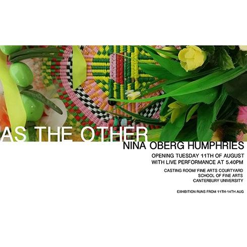 Nina Oberg Humphries As The Other