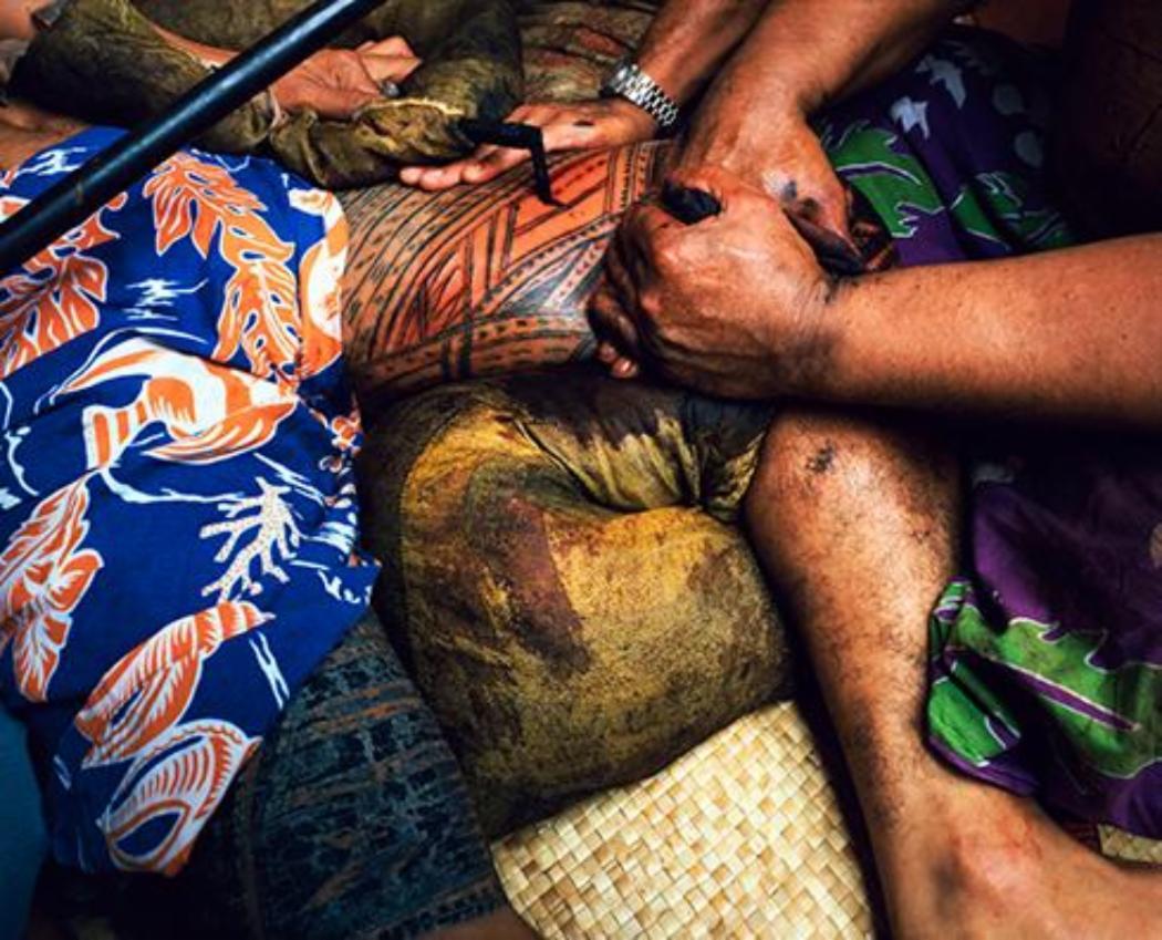 mark Adams Tatau Art