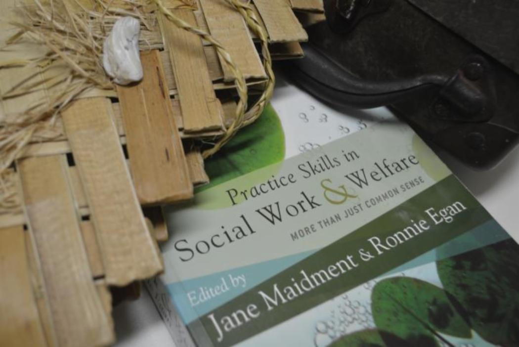 Social work text book
