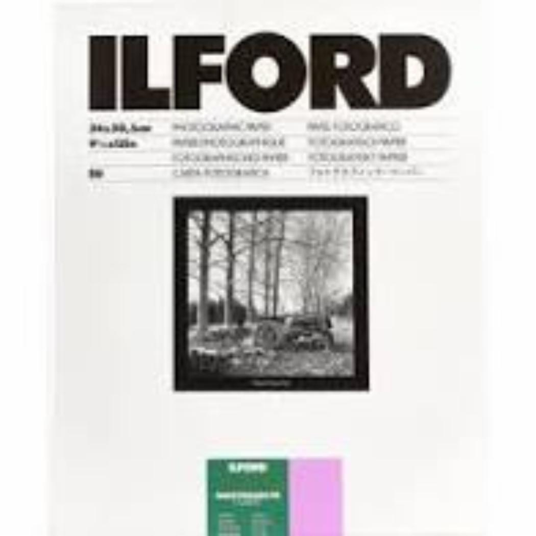 Ilford 8x10 MGIV RC Resin Pearl