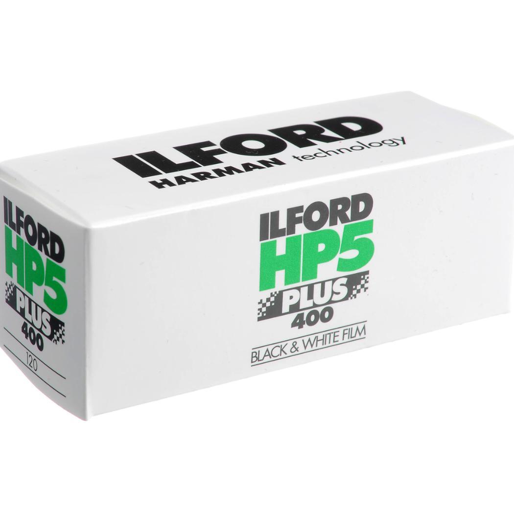 Ilford HP5 120 Roll