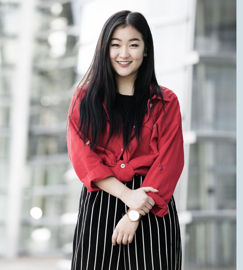 Rachel Liao profile quote