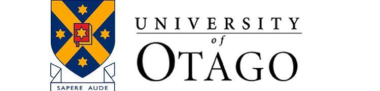 University of Otago logo © University of Otago