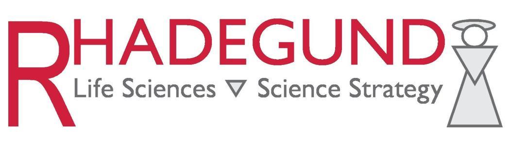 Rhadegund Life Sciences logo